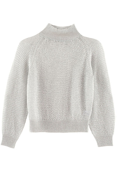 Silver Joni Sweater