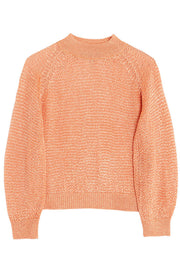 Tangerine Joni Sweater