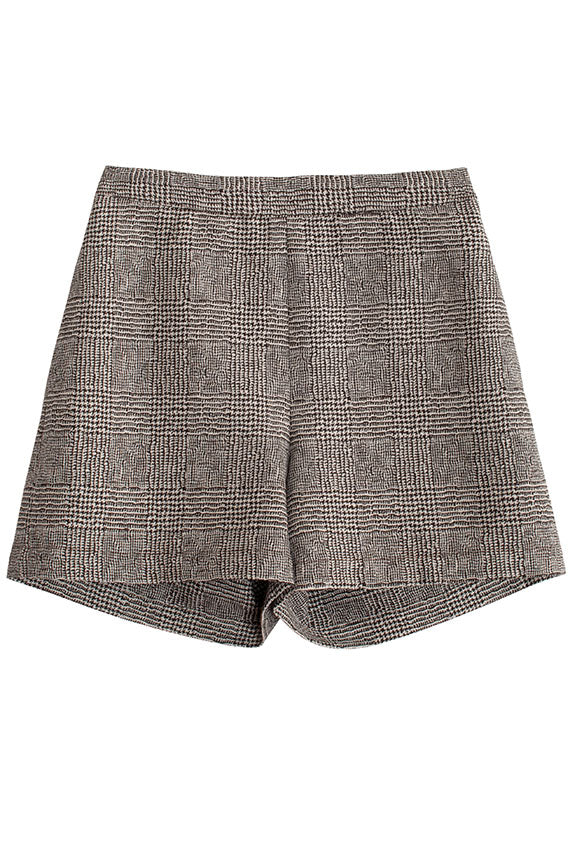 Umber Harriet Shorts
