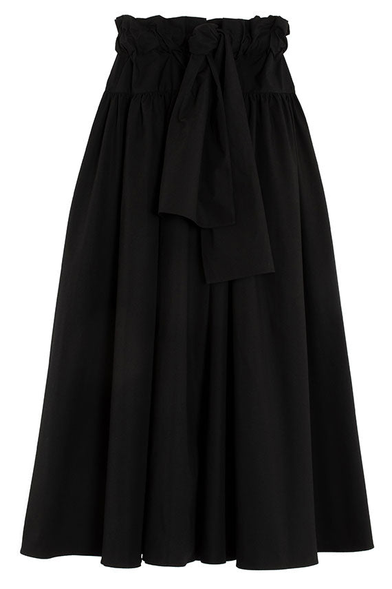 Black Carlita Skirt