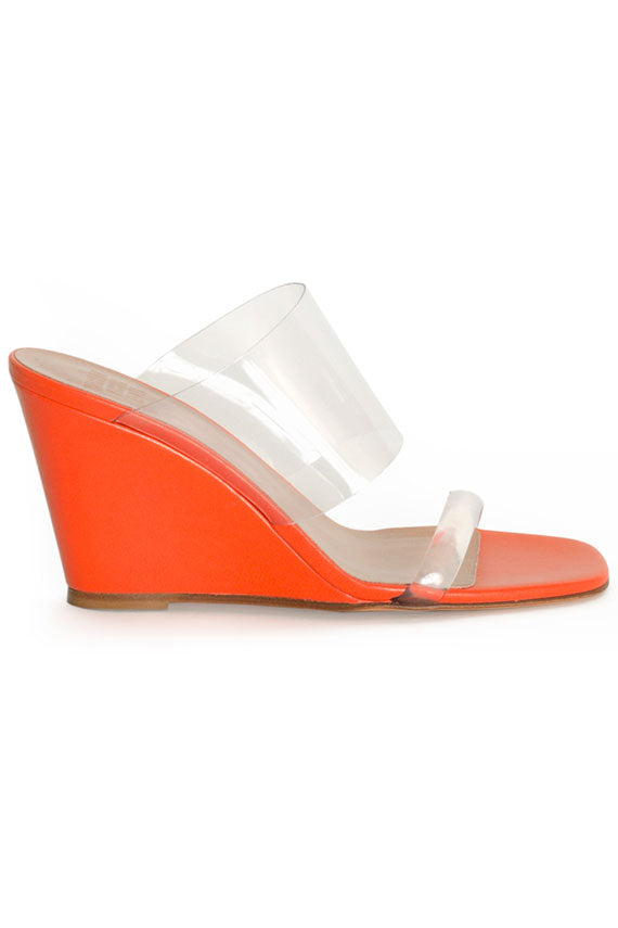 Flame Olympia Wedge