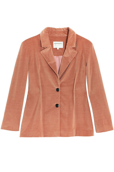 Dust Pink Jane Blazer