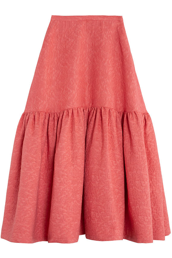 Tea Rose Claudia Quilt Skirt