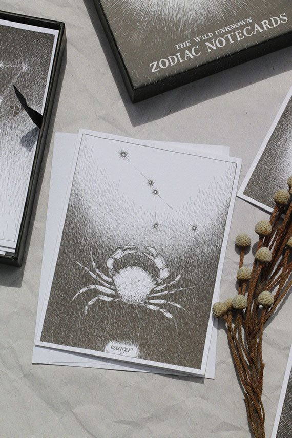 Zodiac Note Card Box Set
