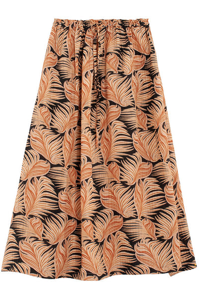 Brown Fern Meg Skirt