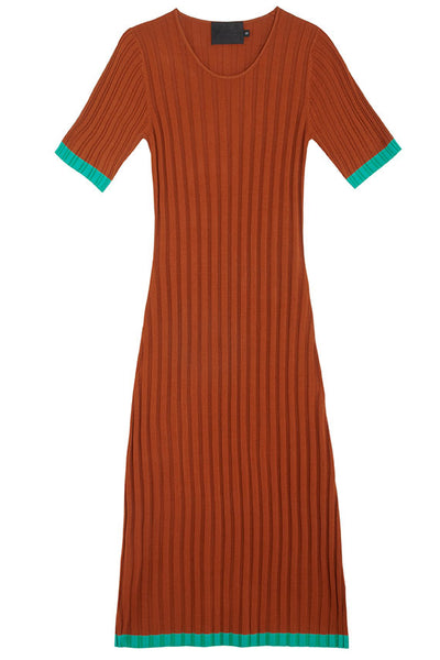 Tobacco Jasper  Dress