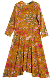 Bronze English Garden Selma Dress
