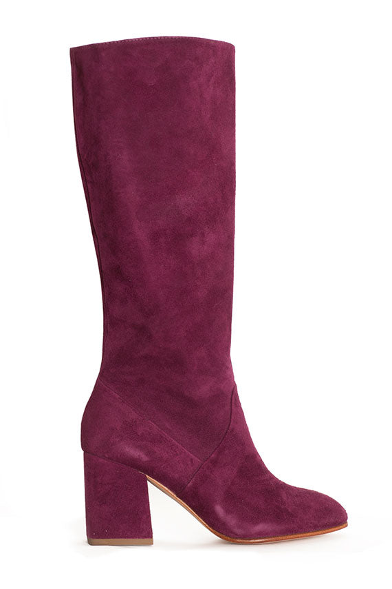 Grappa Suede Sloane Knee High Boot