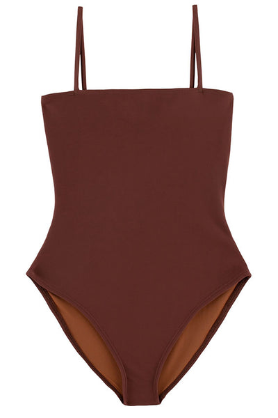 Cocoa Straight One Piece