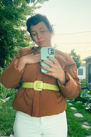 Brown Tycho Jacket