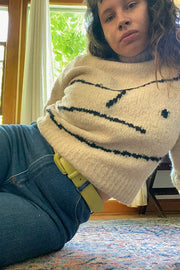 Cream Palmira Sweater