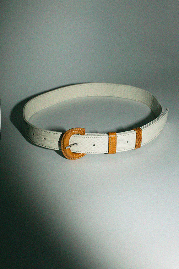 paloma wool-off white listo belt