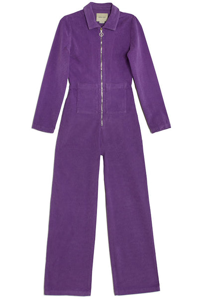 Purple Paufe Jumpsuit
