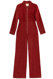 Rust Paufe Jumpsuit