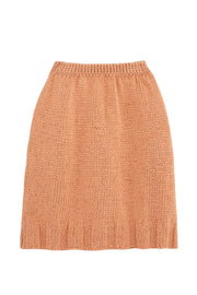 Peach Carolina Skirt