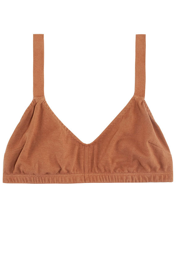 Almond Full Bra