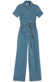 Blue Jean Sal Jumpsuit