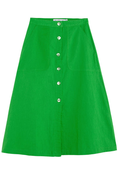 Kermit Green Rosemary Skirt
