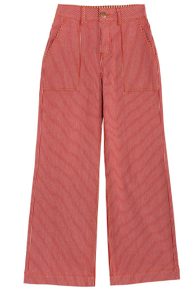 Red Stripe Romeo Pant