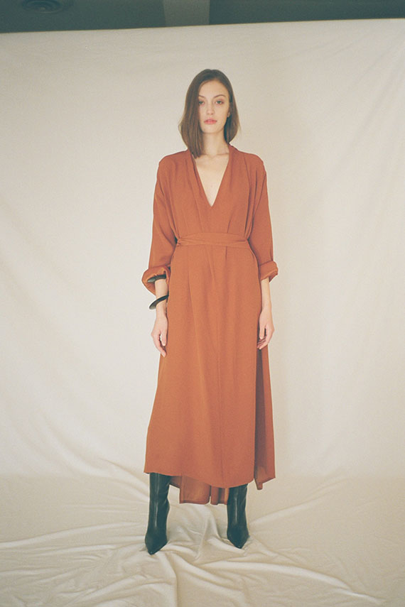 Rodebjer - Cinnamon Mabelin Dress