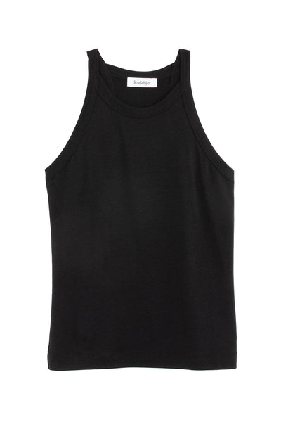 Rodebjer - Black Oana Supple Tank