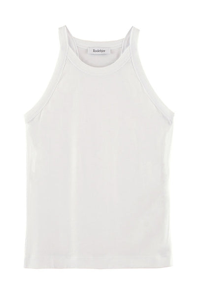 Rodebjer White Oana Supple Tank