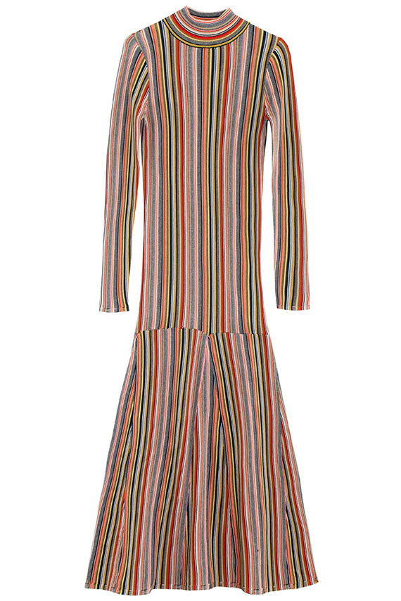 Rainbow Multi Tilda Dress
