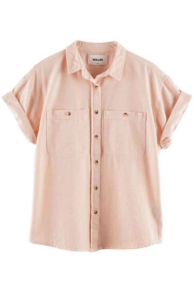 Soft Pink Daria Shirt