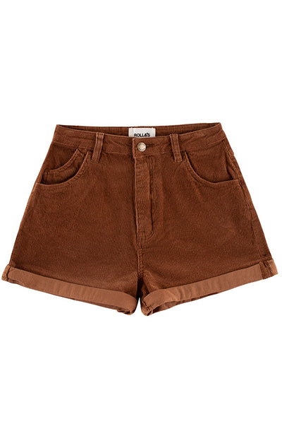 Tobacco Cord Duster Short