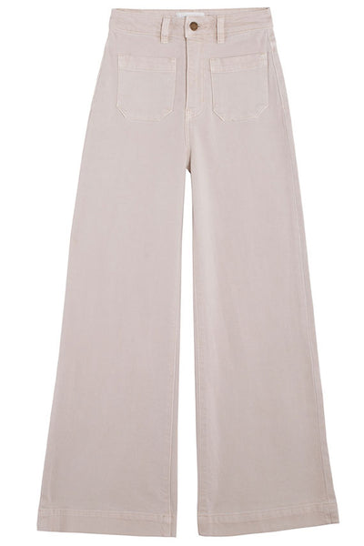 Cream Sailor Jean