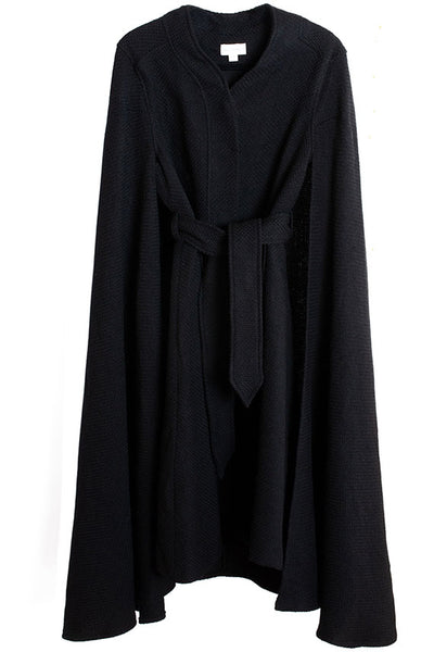 Black Luna Cape