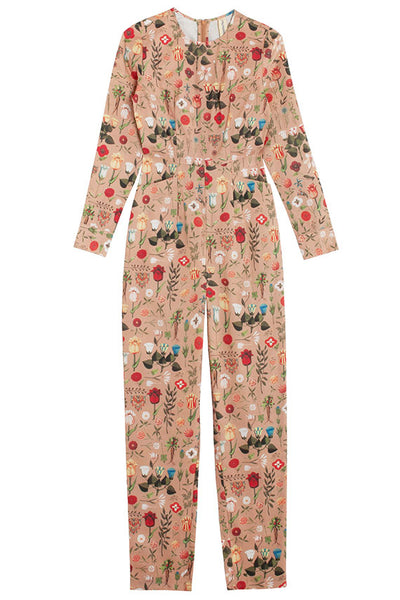 Peach Blossom Empress Jumpsuit
