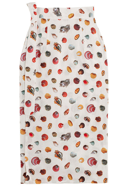 Seashell Yodel Skirt