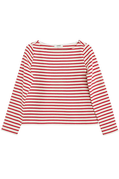 Red Stripe Rova Shirt