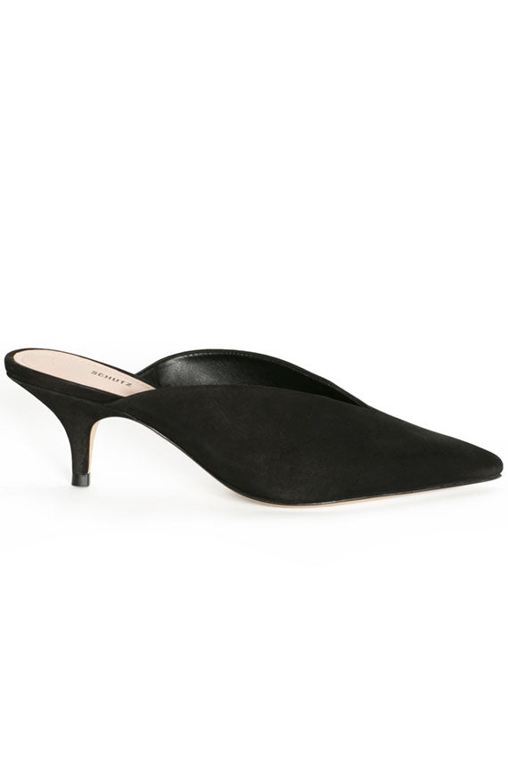 Black Alanna Slide