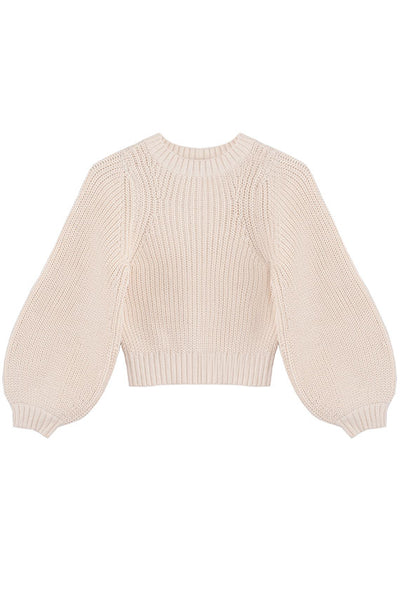 Natural Clement Sweater
