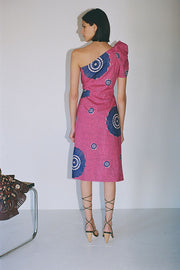 Fuchsia Idra Dress