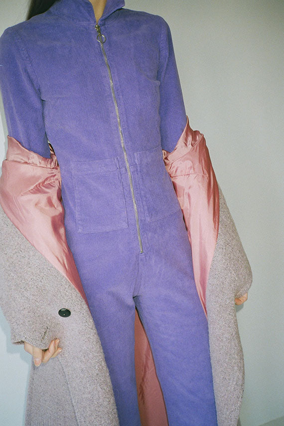 Purple Haze Harlen Coat