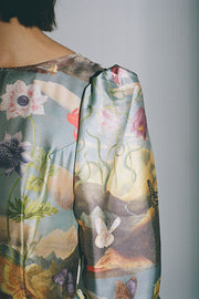Passion Flower Horizon Dress