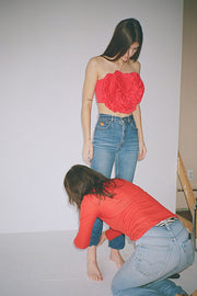 Red Rose Top