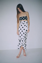 Polka Dot Eavan Skirt