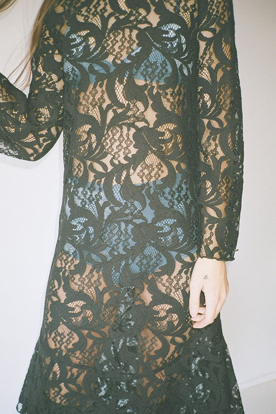 Black Ode Dress