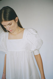 White Yara Dress