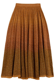 Gold Billie Skirt