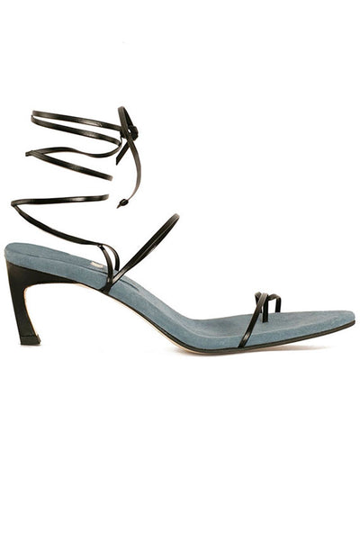 Black & Blue Odd Sandal