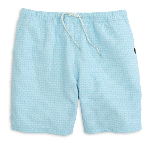 Fish Hippie Swim Trunks