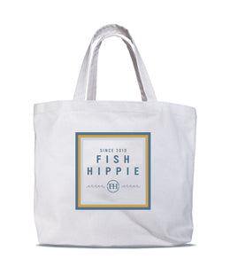 Waterside Canvas Tote