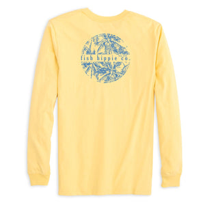 Stranded Long Sleeve Tee Limited Edition