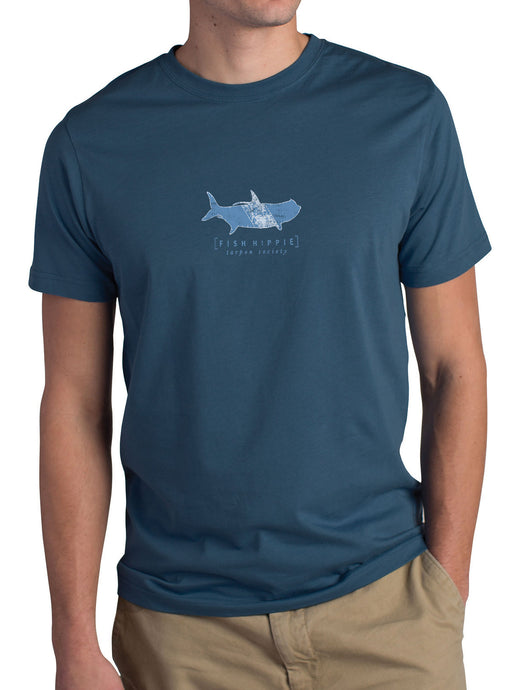 Short Sleeve T-shirt Tarpon Society