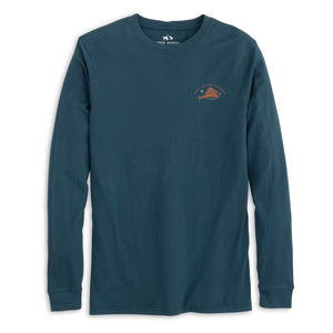 Pure Sail Long Sleeve Tee